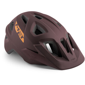 MET Echo Bike Helmet brown